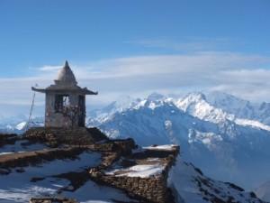 retourner au népal