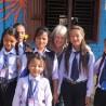 DSCF0616 Les jeunes filles de l'école de Saru